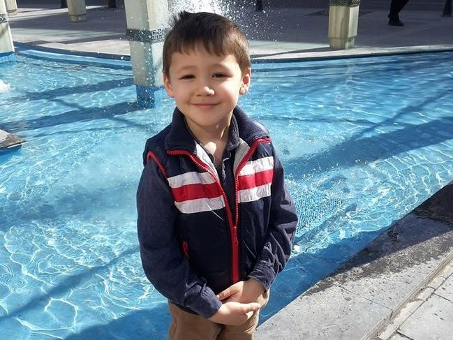 Huseyin apologised to his dad before he was killed. Picture: Newsflash/australscope