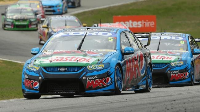 Five burning questions: Ford's exit from V8 Supercars.