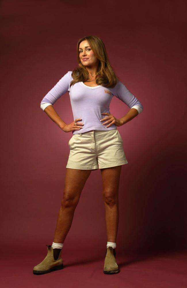 Suzie Wilks in 2002.
