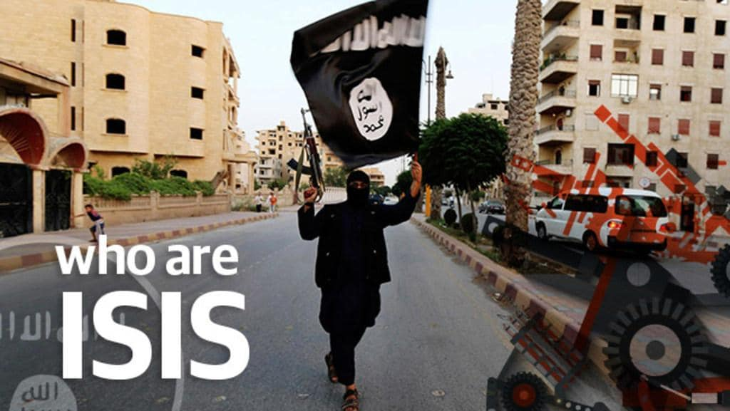 Who are ISIS?