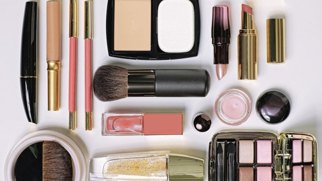 Maybe pack the bronzer in your checked baggage. Image: iStock
