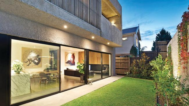 Architect Jessica Liew's Armadale home at 19A Valentine
