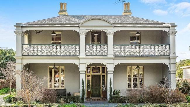 Williamstown Osborne House: mansion for sale for first time in decades