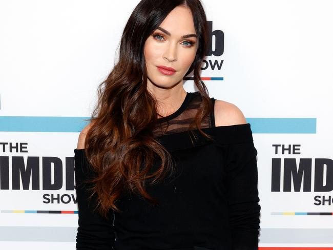Megan Fox said she would be afraid to come forward with her own stories of sexual harassment. Picture: Rich Polk/Getty Images for IMDb