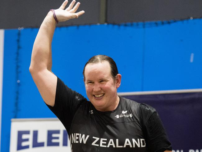 Hubbard is set to compete at the Commonwealth Games for New Zealand.