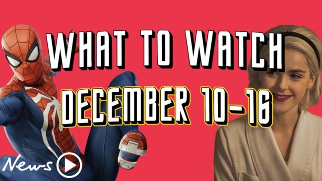 What to Watch December 10- 16 - Streaming, TV & In Cinemas