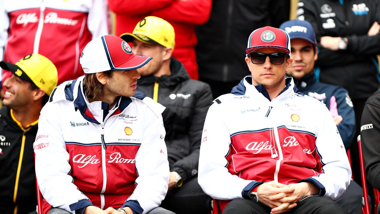 Kimi Raikkonen could break the all-time race record next year.