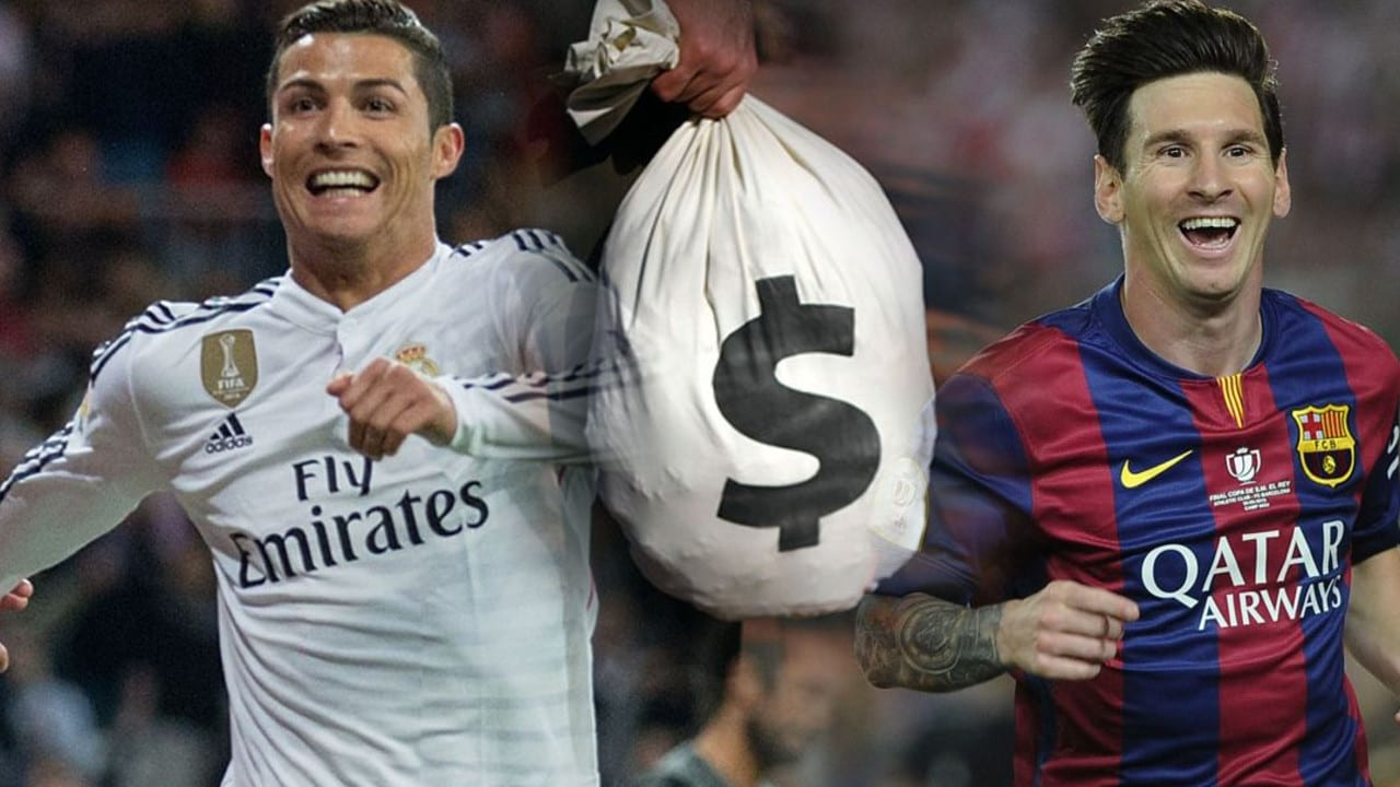 Cristiano Ronaldo and Lionel Messi are wanted by Beckham and Inter Miami.