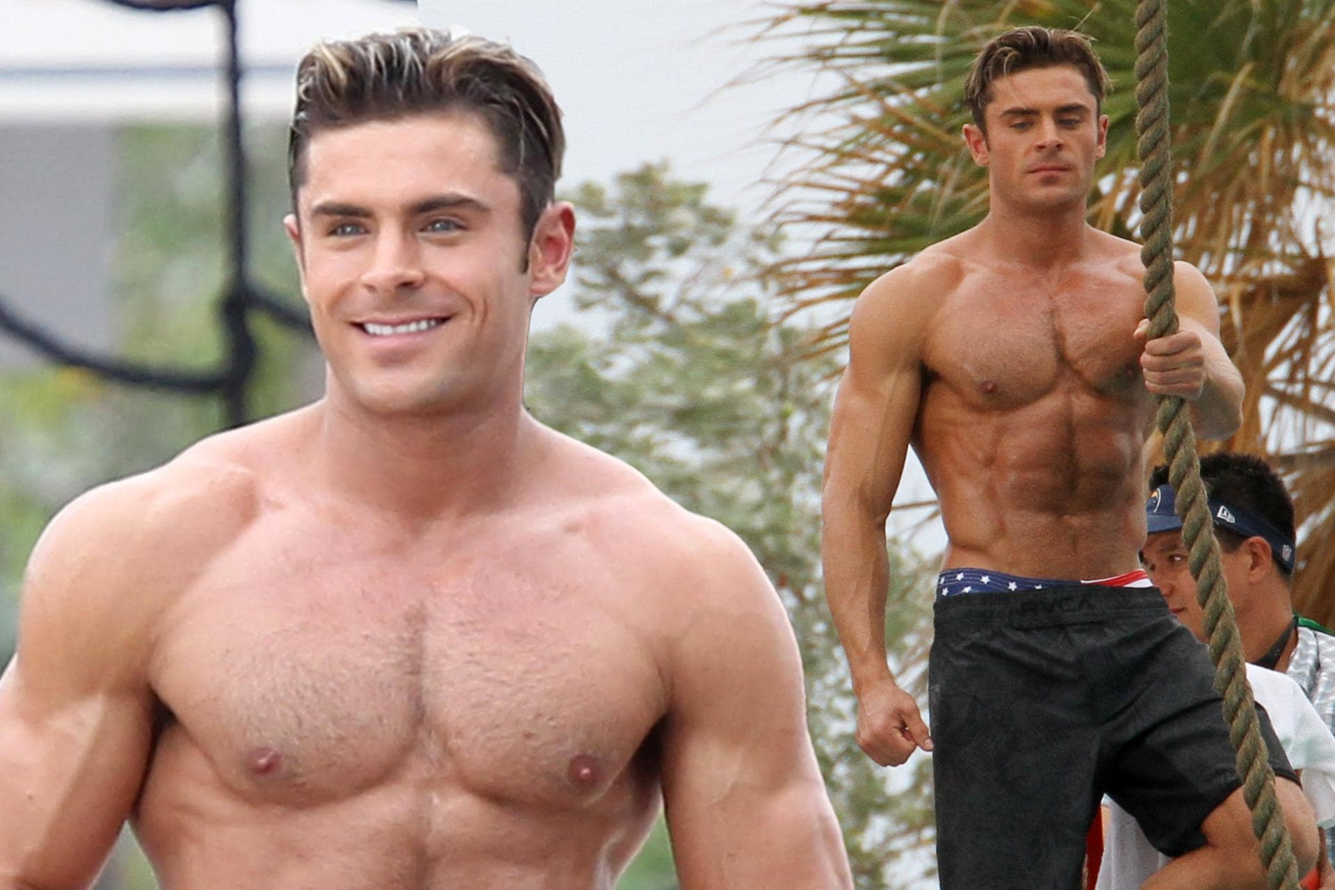 Try The Workout That Got Zac Efron Baywatch Ready