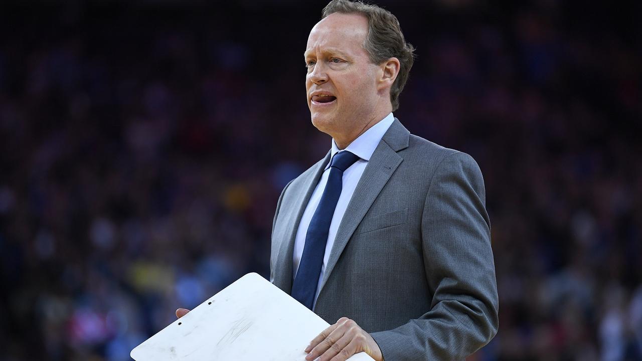 Mike Budenholzer, new head coach of the Milwaukee Bucks.