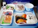 <p>Inflight meal on Air China / Flickr user d'n'c</p>