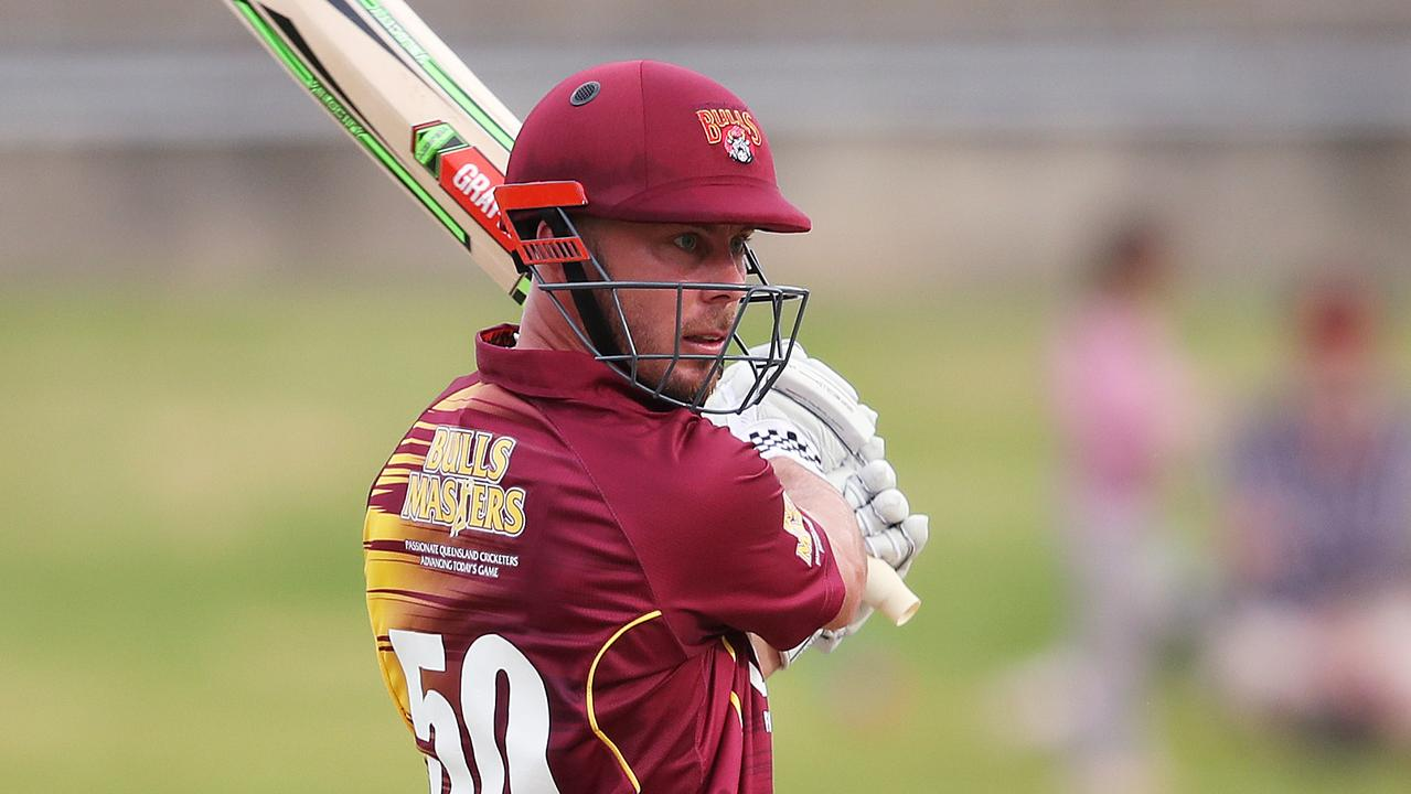 Queensland's Chris Lynn is the tournament's top-scorer heading into the semi-finals.