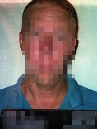 The North Shore rapist's (above, after his 1997 arrest) reign of terror left women 'severely psychologically traumatised', but he wants his name suppressed to protect him. Picture: NSW Police.