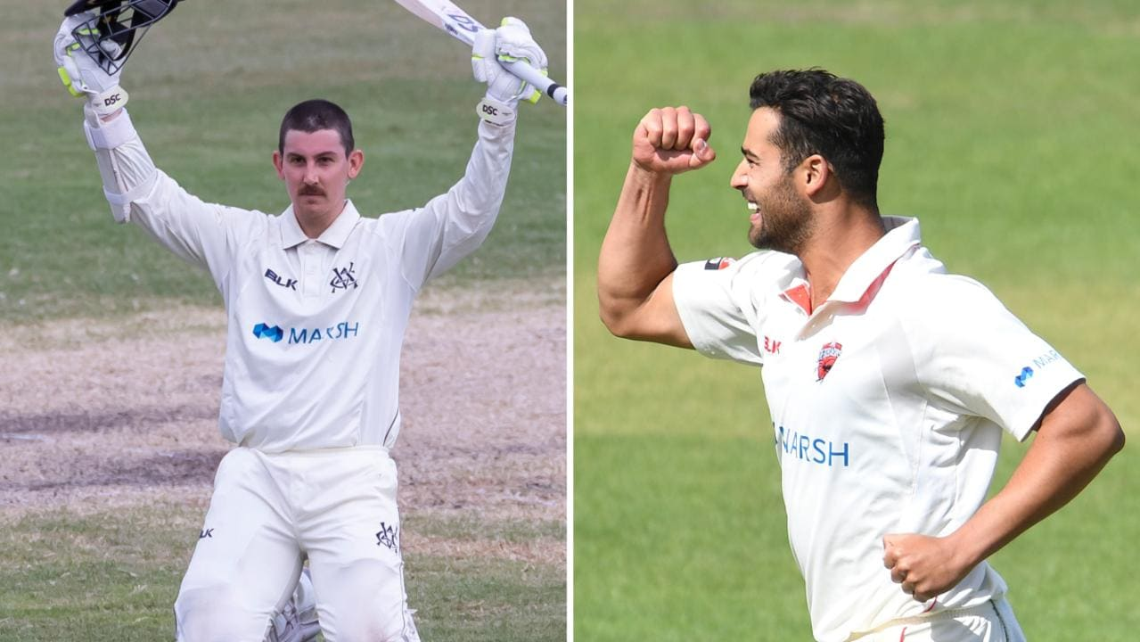 Nic Maddinson and Wes Agar are both having seasons to remember.