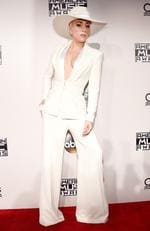 Lady Gaga attends the 2016 American Music Awards at Microsoft Theater on November 20, 2016 in Los Angeles, California. Picture: Getty