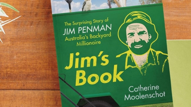 "David ""Jim"" Penman doesn't shy away from his 'profoundly flawed' life. Picture: catherinemoolenschot.com.au"