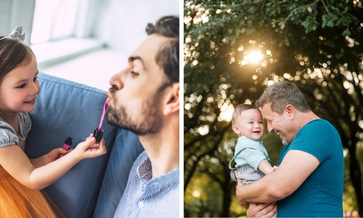 When is the best time for a man to have kids?