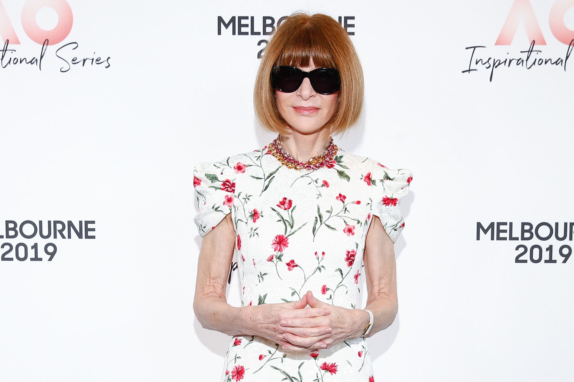 Anna Wintour on inclusivity and the power of tennis
