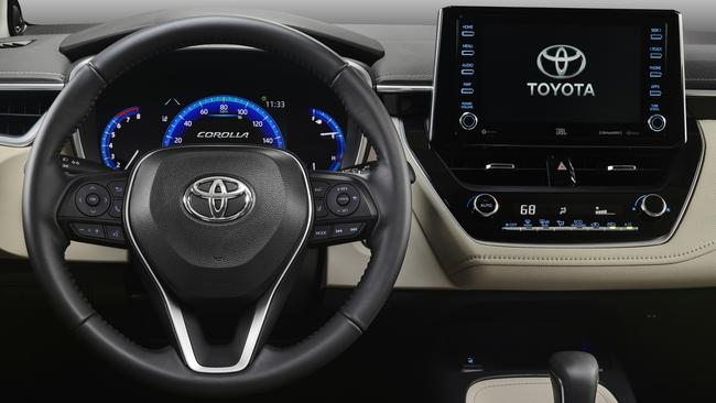 Toyota Corolla Sedan New Five Door Version To Help Boost Sales