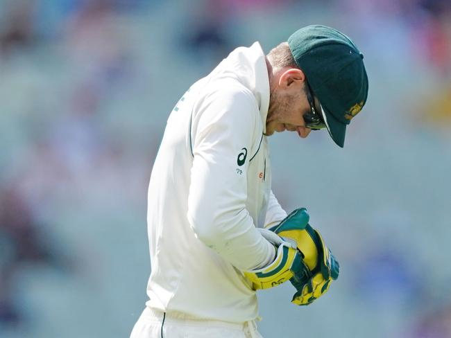 Tim Paine strongly disapproved of four-day Test cricket