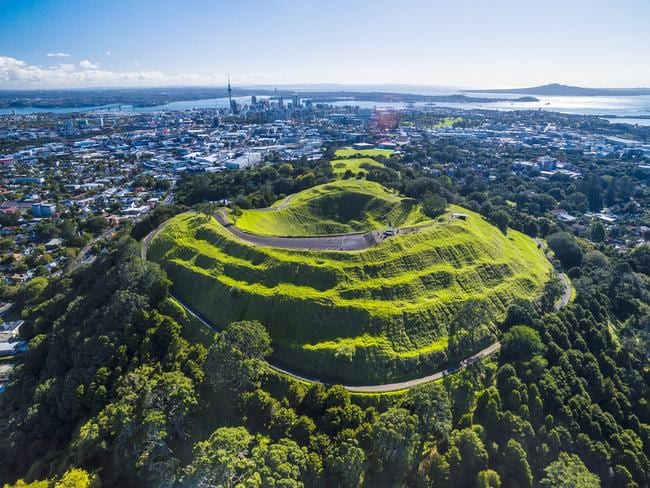 Cities such as Auckland are expected to see even higher foreign visitor numbers in the coming years. Picture: iStock