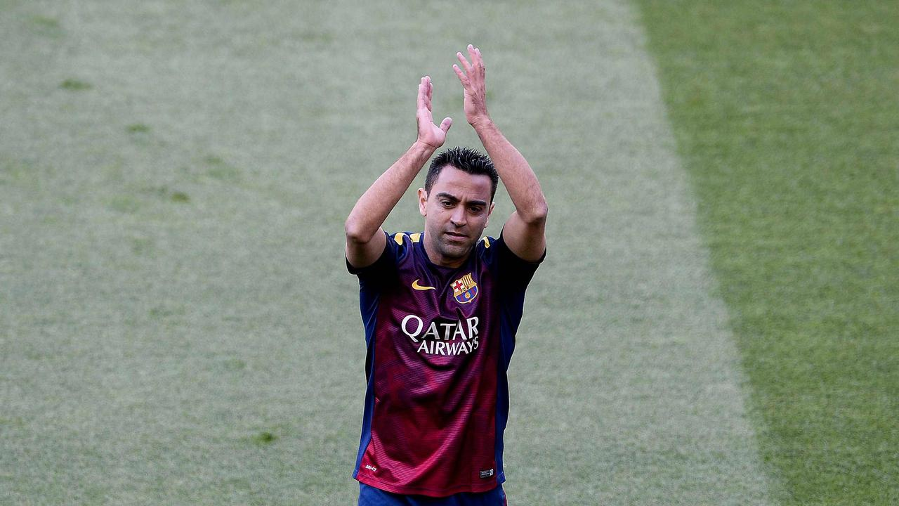 Xavi announces retirement, eyes move into coaching