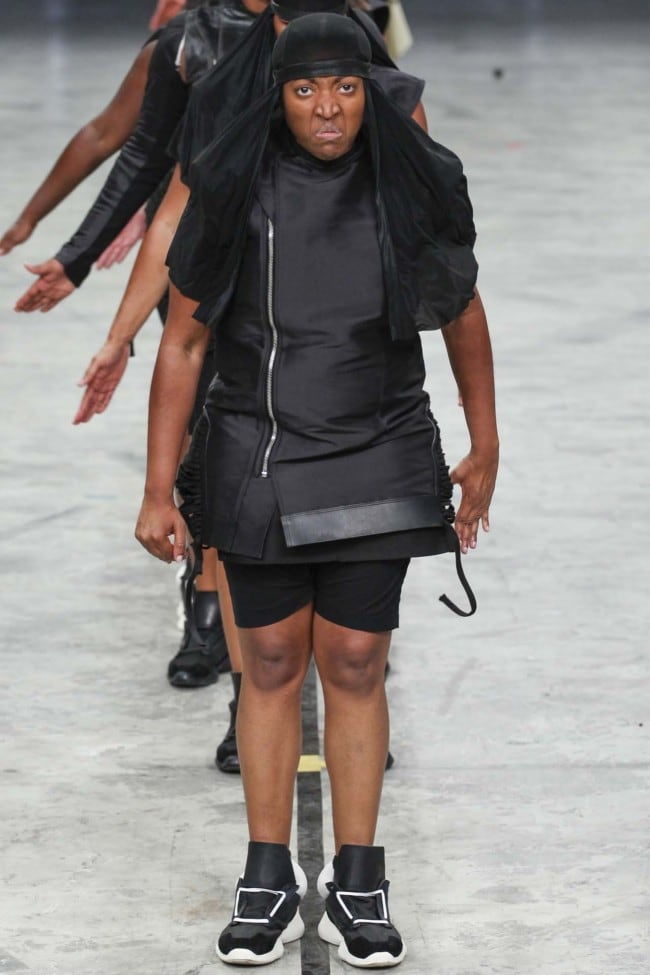 Rick Owens ready-to-wear spring/summer '14