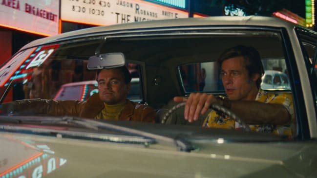 Trailer: Once Upon A Time In Hollywood