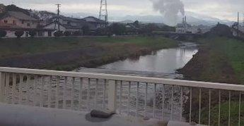 JAPAN: Tsunami Wave Flows Upriver in Iwaki November 22