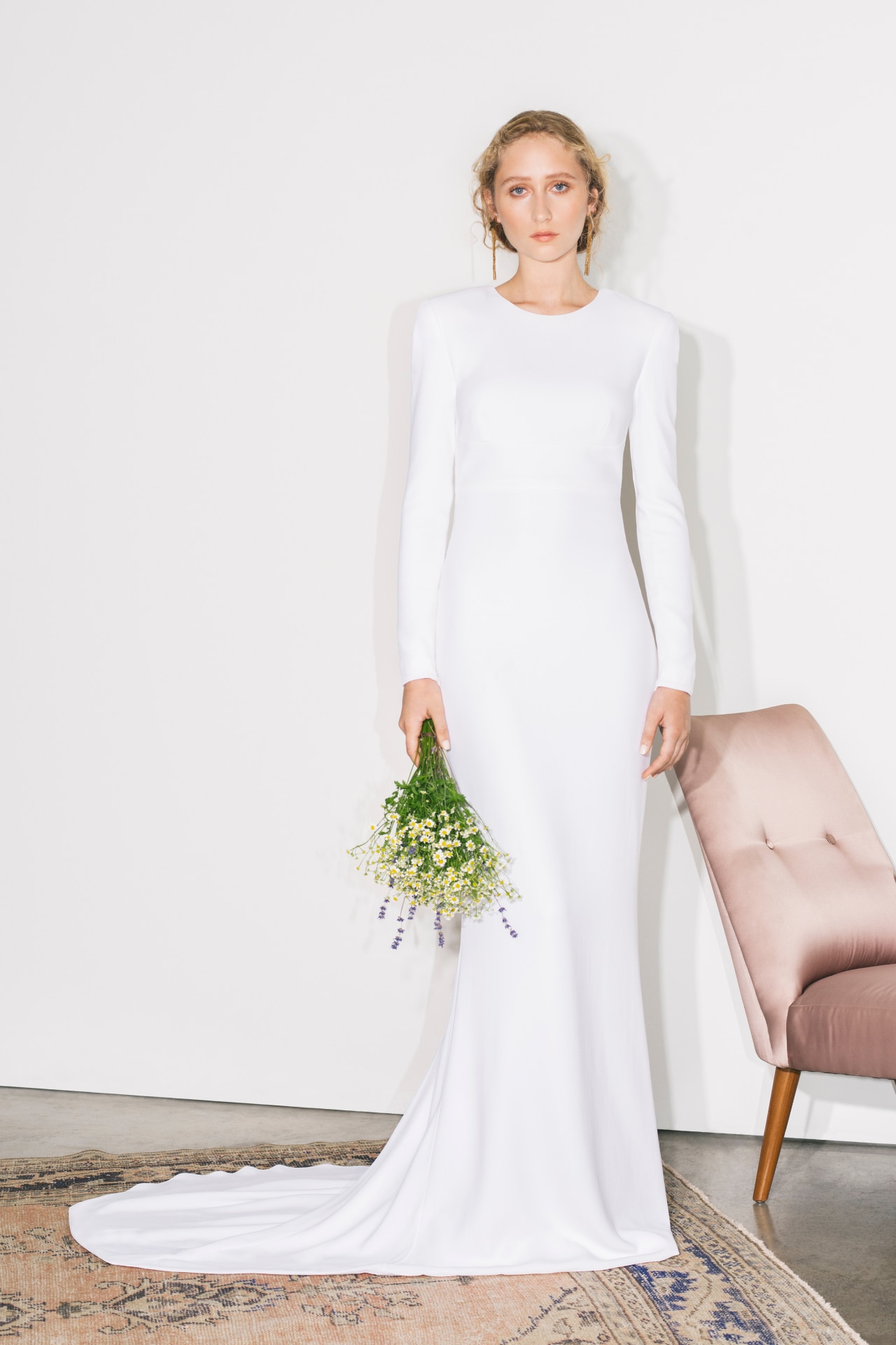See Stella McCartney's first bridal collection and get ready to channel your inner Meghan Markle