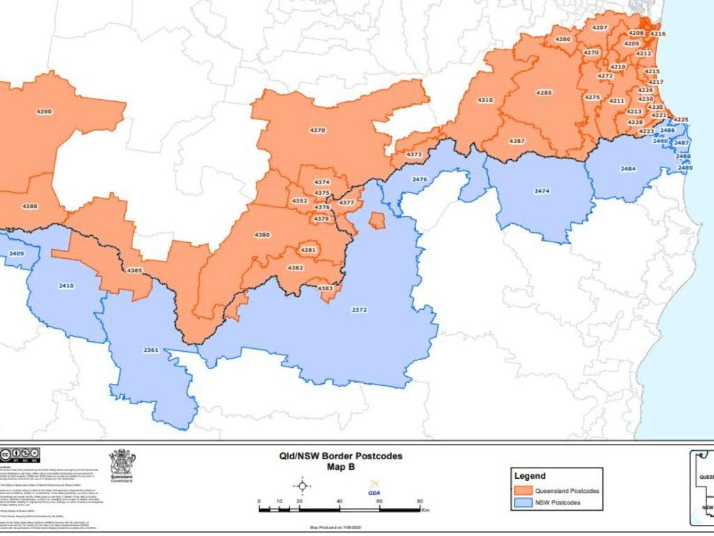 Coronavirus border rules: Victoria, NSW, South Australia ...