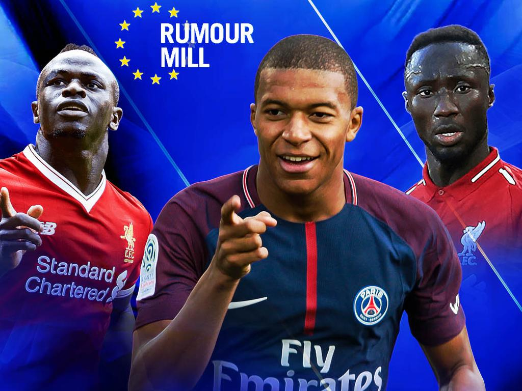 Rumour mill: Real ready to shatter record transfer fee