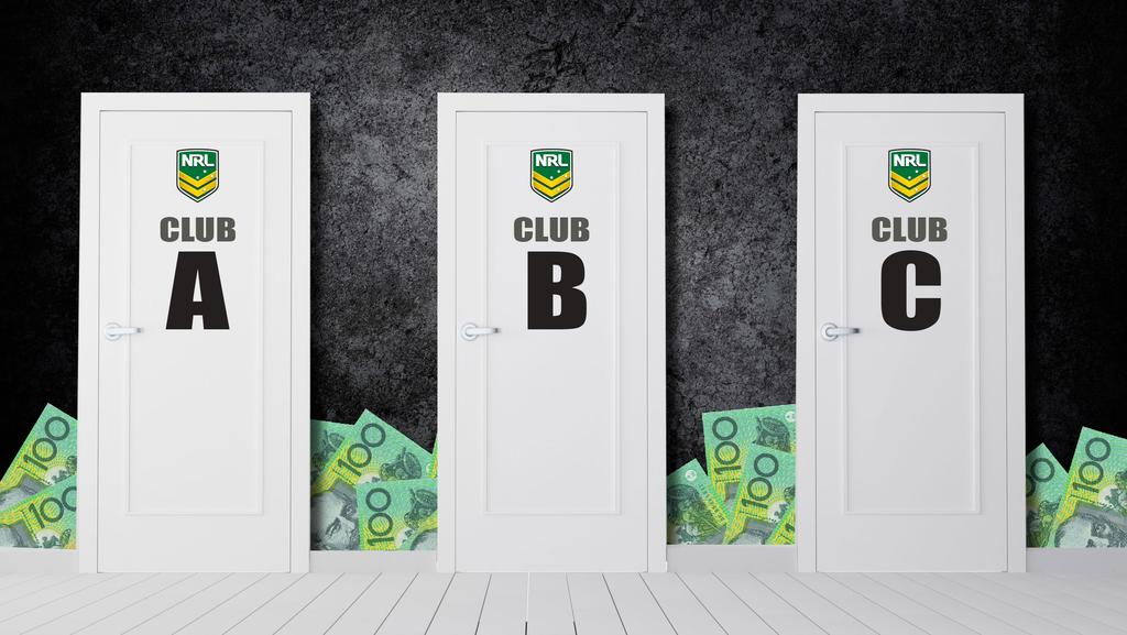 Nrl Third Party Deals Biggest Spenders Will They Be Made Public