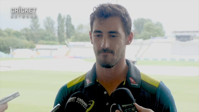 """The cupboard full of fast bowlers"": Starc ahead of second Test"