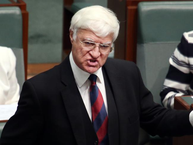 Bob katter homosexuality in christianity