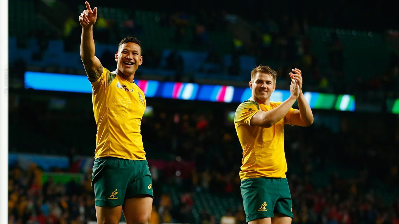 Israel Folau's former teammate Drew Mitchell has backed Rugby Australia's decision to say farewell to the Australian fullback.