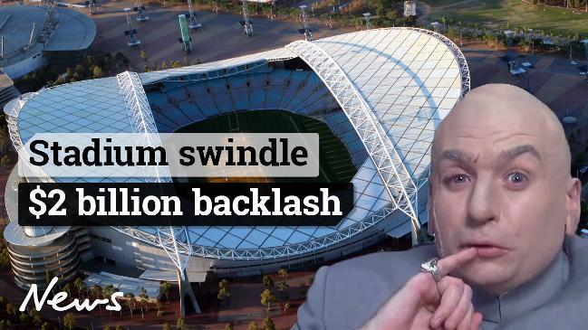 Stadium swindle - $2 billion backlash