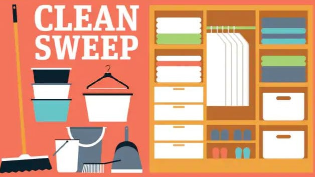 Welcome to Clean Sweep, your place for cleaning and home organisation advice. Source: Supplied
