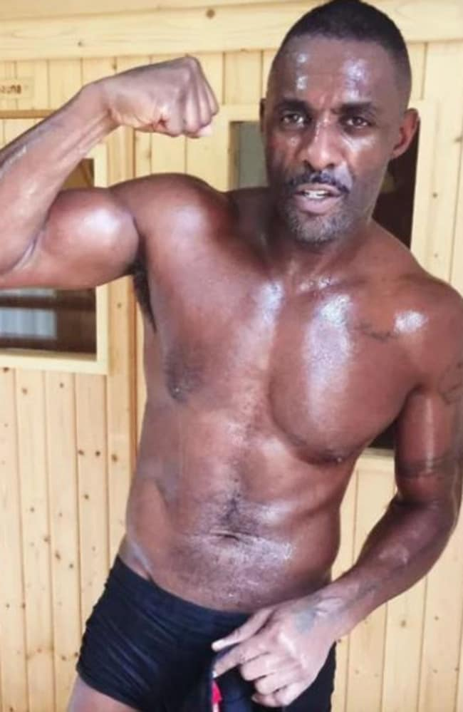 Idris Elba is one of the past celebrities to be named People's Sexiest Man Alive. Picture: Instagram