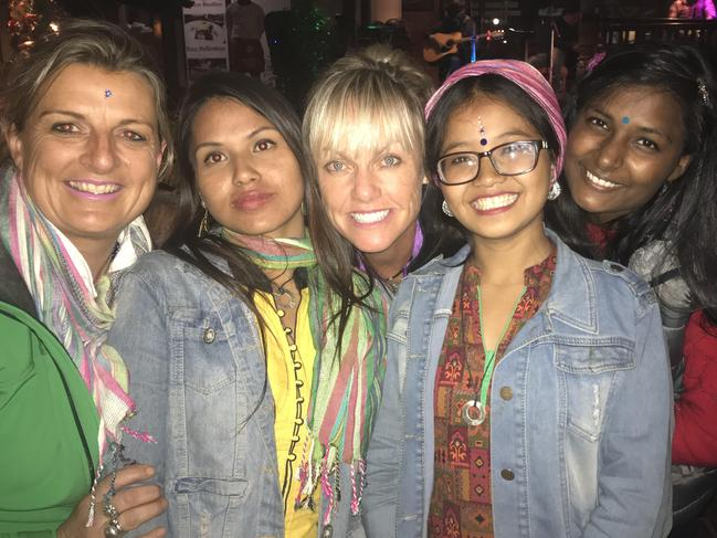 Forget Me Not Australia now works to reunite the Nepalese girls with their families.