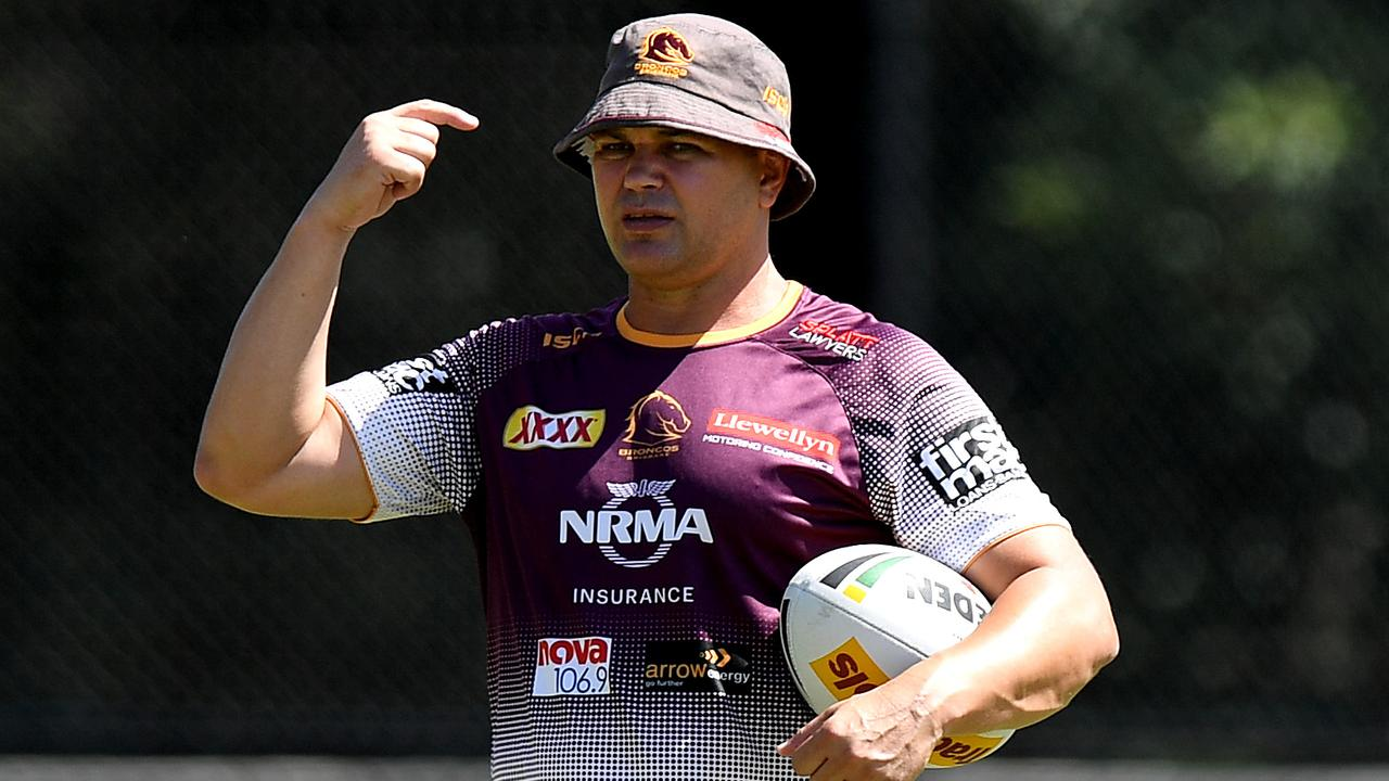 Anthony Seibold's direction has its roots in a psychological essay authored on a naval base.