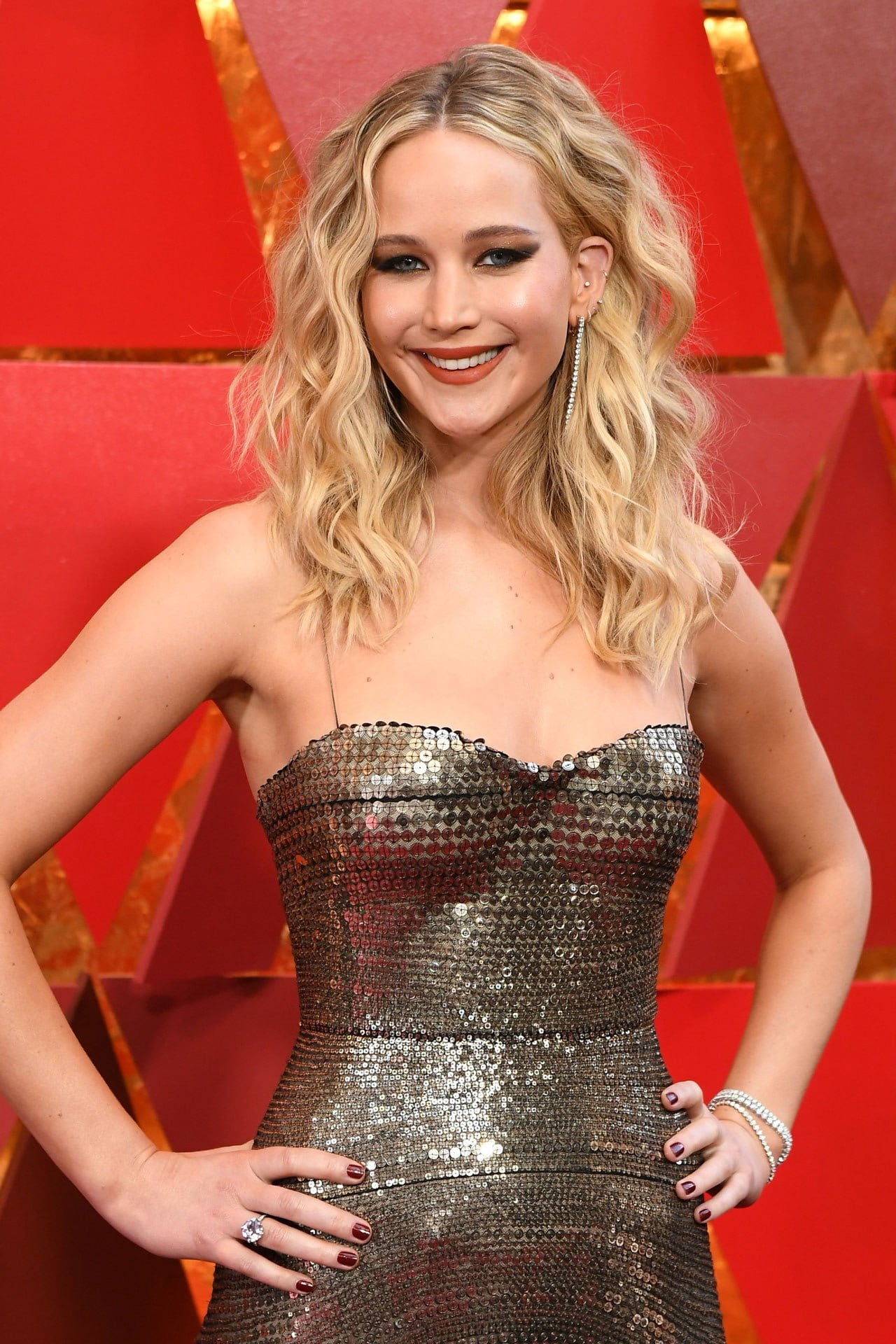 Jennifer Lawrence is engaged to Cooke Maroney!