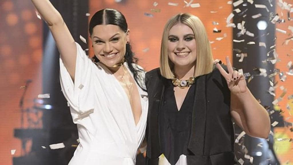Ellie Drennan the winner of The Voice 2015