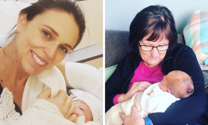 Jacinda Ardern shares daughter's favourite toy