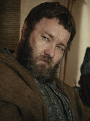 Joel Edgerton in The King. Picture: Netflix.