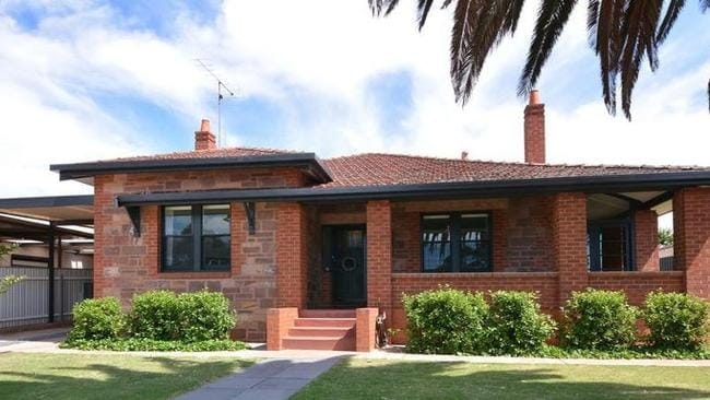 TOP SELLER: 40 Broadbent Tce sold for $480,000.