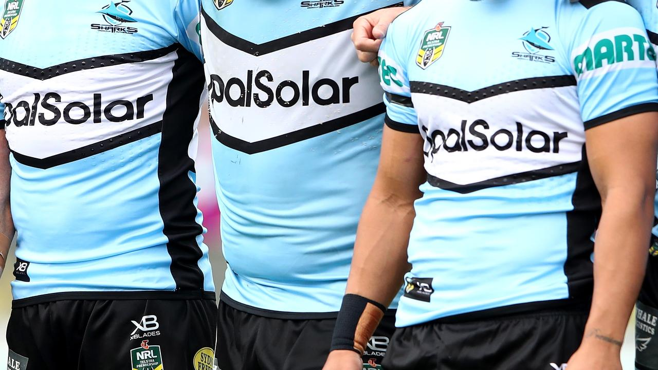 The Sharks club are under investigation for salary cap breaches.
