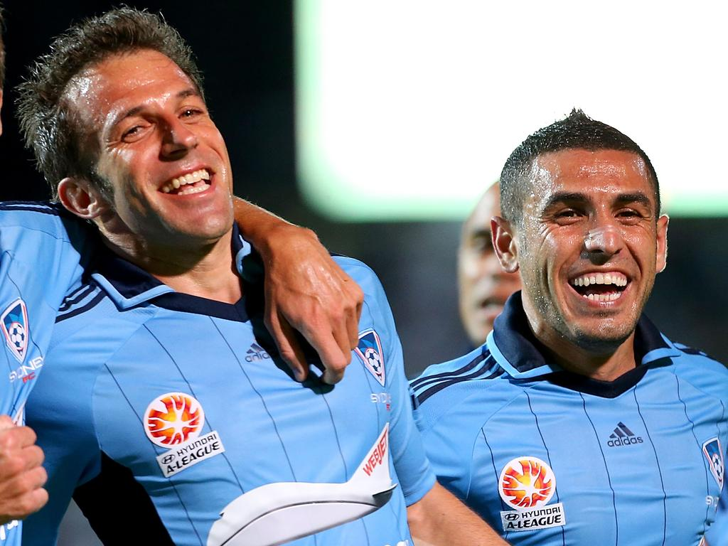 Ali Abbas has opened up on the day he nearly 'punched on' with Alessandro Del Piero