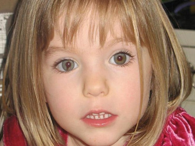 Madeleine McCann went missing in May 2007 from her family's holiday unit in Portugal.