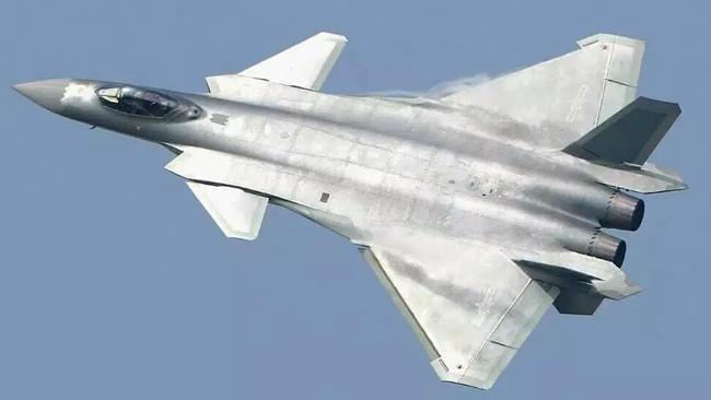 China's J-20 stealth fighter is now in full operational service, Beijing state-based media says. Picture: People's Daily